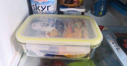 Harzer Käse gegen starken Geruch richtig im Kühlschrank aufbewahren