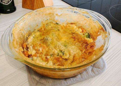 Harzer Käse Rezepte - Auflauf mit Harzer Käse