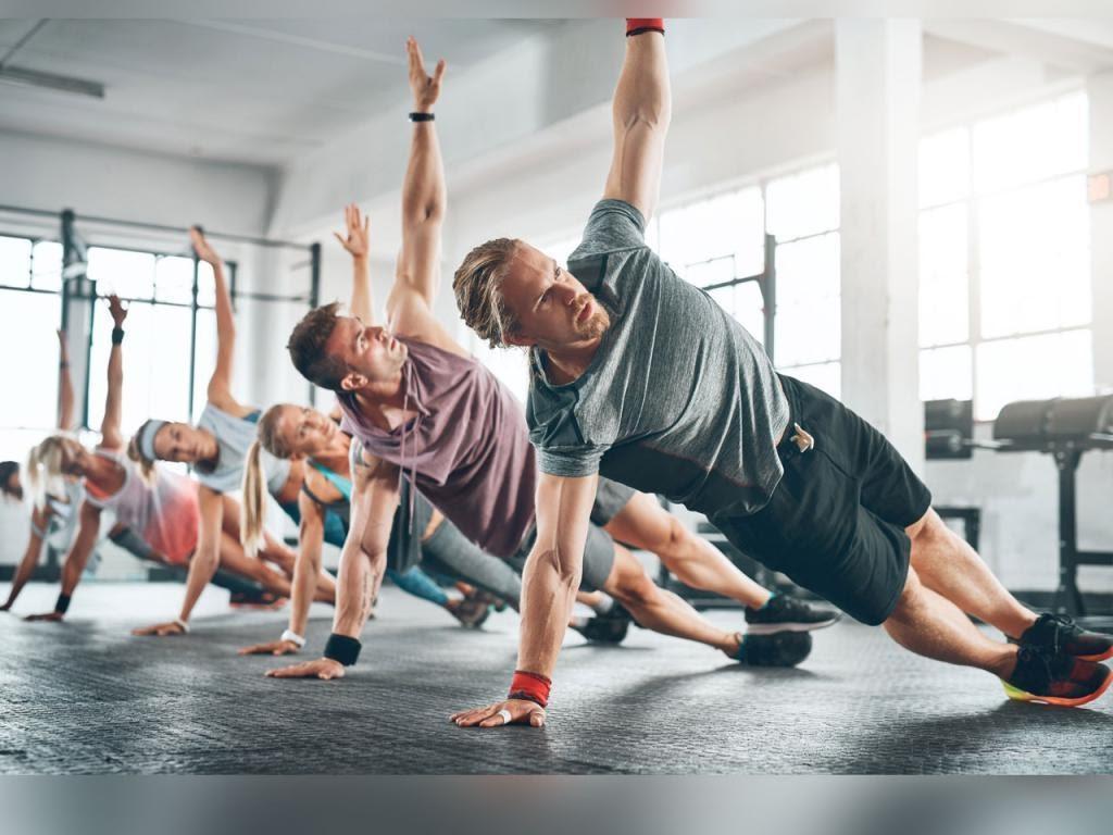 Тренировки дома и в зале ⇔ Кардио, круговые, EMS, силовые или аэробные упражнения